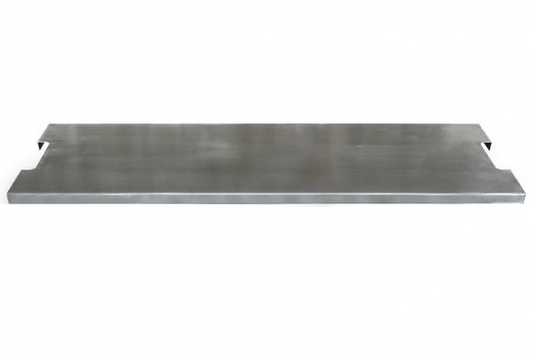 Bilde av Rustfrit ståldæksel til aflang  brænder